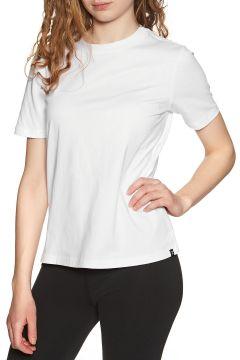 T-Shirt à Manche Courte Femme Superdry The Standard Label - Brilliant White(111331473)