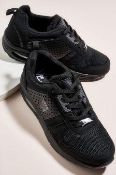 Bambi Siyah Kadın Sneaker 82(109222992)