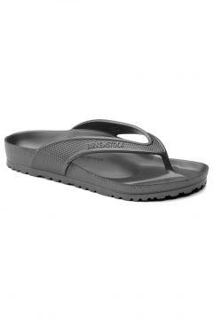 Birkenstock Honolulu Eva Erkek Terlik & Sandalet - Metallic Antracite(124969911)