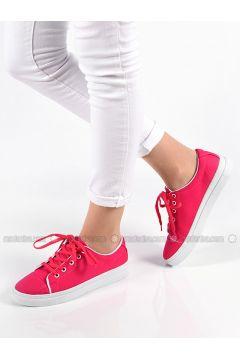 Fuchsia - Sport - Sports Shoes - Sapin(110326575)