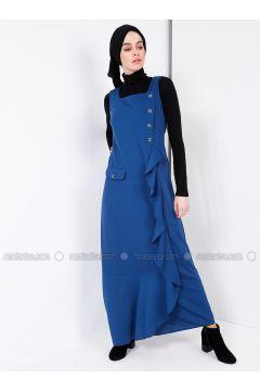 Indigo - Sweatheart Neckline - Dresses - MisCats(110315312)