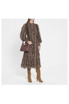 Kleid Damara aus Seide und Lurex(124577859)