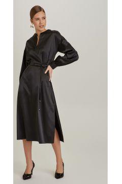 Ng Style Midi Boy Siyah Elbise(113997460)