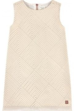 Robe enfant Carrement Beau Robe beige(98528976)