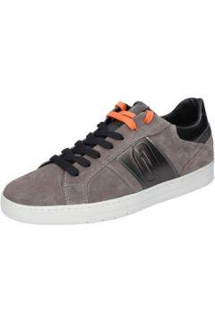 Chaussures Impronte sneakers beige daim cuir BY896(115401714)