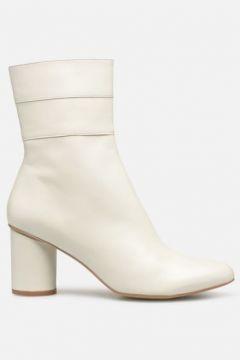 SALE -30 Made by SARENZA - Pastel Affair Boots #2 - SALE Stiefeletten & Boots für Damen / weiß(111582982)