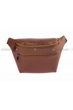 Tan - Satchel - Bum Bag - Housebags(110339764)