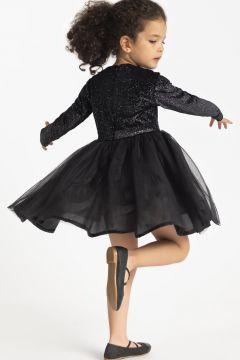 Barbie Siyah Elbise(126231017)