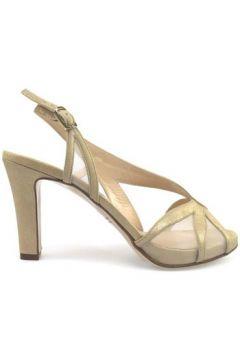 Sandales Guido Sgariglia sandales beige daim textile ap796(115443292)