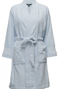 Lrl Essential The Greenwich Robe Bademantel Blau LAUREN RALPH LAUREN HOMEWEAR(109111992)