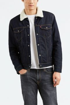 Levis 16365-0075 Type 3 Sherpa Trucker Denim Ceket(121753697)