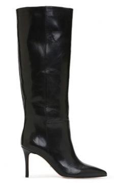 Beymen Collection Kadın Siyah Deri Çizme 36(121411871)