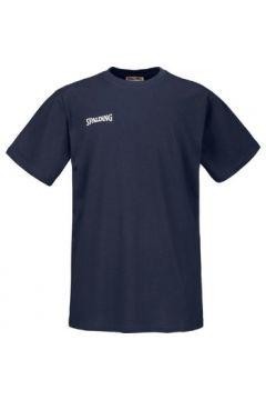 T-shirt enfant Spalding Tee-shirt Enfant Basic Tee Shirt Enfant(127896338)