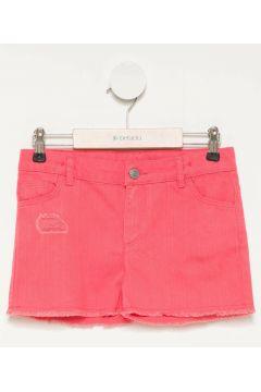 DeFacto Kız Çocuk Püsküllü 5 Cep Slim Fit Pantolon(108638076)