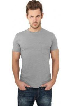T-shirt Urban Classics T-shirt à poche à col rond(127965999)
