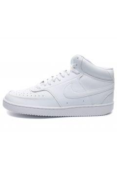 Nike Court Vısıon Mıd Erkek Spor Ayakkabı Beyaz(119284994)