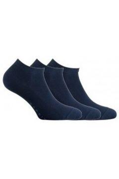 Chaussettes Esprit Lot de 3 paires de chaussettes invisibles en coton(115428654)