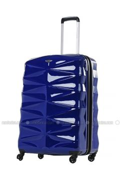 Navy Blue - Suitcases - NK(110328998)