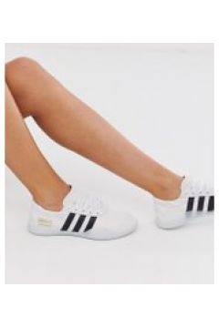 adidas Originals - Taekwondo Team - Sneaker in Weiß - Schwarz(94963201)
