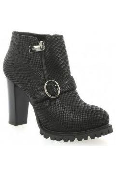 Boots Benoite C Boots cuir serpent(98736669)
