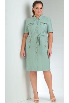 Платье Milana 219-1 бирюзовые тона(118824247)