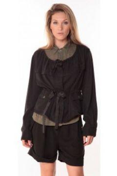 Veste Sack\'s Veste Woman Noire 21150088(127874216)