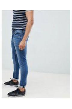 Saints Row - Superenge Jeans in Mittelblau - Blau(88956248)
