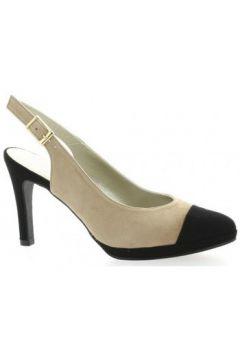 Sandales Brenda Zaro Escarpins cuir velours /(127908214)