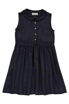 Kleid aus Seide mit Punkten Helene(113866544)