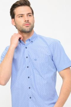 Beymen Business Lacivert - Beyaz Gömlek(114004509)