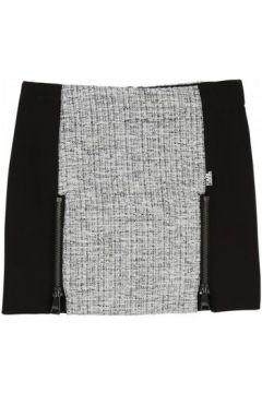 Jupes Karl Lagerfeld Bi-matière Tweed(101600359)
