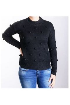 Pull Vero Moda Pull col haut pom LS highneck blouse(115434090)