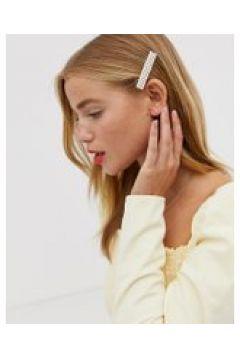 Ashiana - Fermaglio per capelli con perle-Oro(112358003)