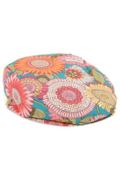 Grevi Erkek Colorblocked Çiçek Desenli Şapka L EU(117771947)