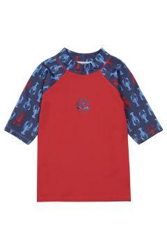 T-Shirt UV-Schutz Lobster(117376444)