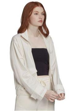 Adidas Kadın Beyaz Dik Yaka Sweatshirt 40 EU(113466001)