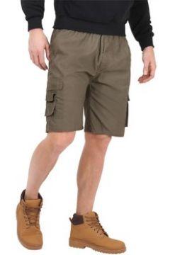 Short Krisp lisses coton Cargo Shorts(127853163)