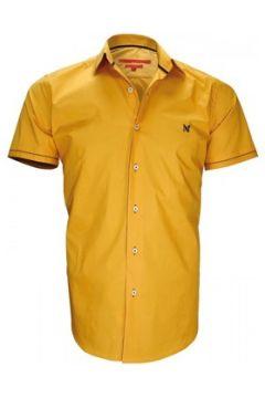 Chemise Andrew Mc Allister chemisette mode pacific orange(88705024)