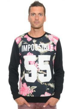 Sweat-shirt Celebry Tees Sweat Homme Col Rond Impossible 009(115454965)