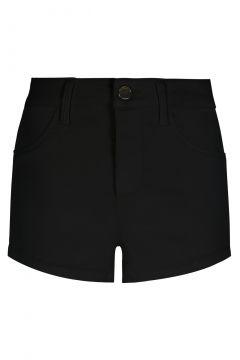 Schwarze Push-Up Shorts(114555232)