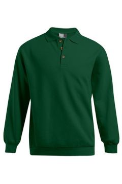 Sweat-shirt Promodoro Polo sweat manches longues Hommes promotion(127964363)