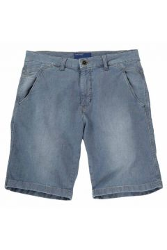 Pionier - Trendige Jeansshort mit dezenter Waschung und Stretchanteil - blau - 28(92061835)