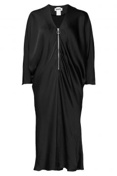 Fly Dress Kleid Knielang Schwarz HOPE(98211854)