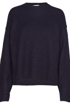 Dover Sweater Strickpullover Blau HOPE(114153188)
