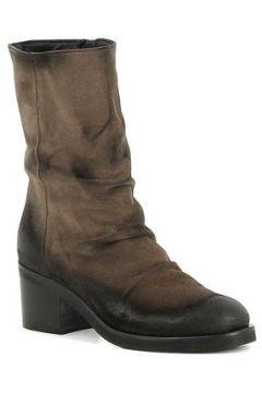 Bottes N\'sand Boots plissées en cuir(115404923)