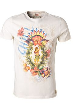 BOB T-Shirt HELL VR0065/gesso(110899172)