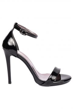 Jabotter Siyah Kadın Topuklu Ayakkabı(121101883)