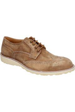 Chaussures Evc élégantes marron nabuk BS09(115442997)