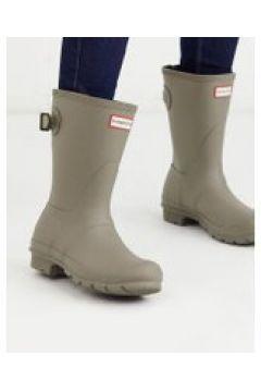 Hunter - Stivali da pioggia bassi-Beige(122408200)