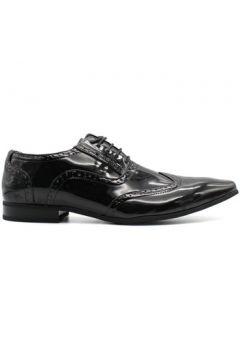 Chaussures Kebello Richelieu Vernis Sergio H Noir(127853432)
